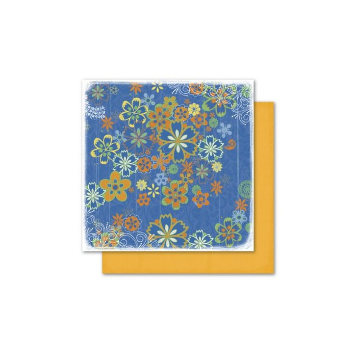 Paper Mango - Flower Medley