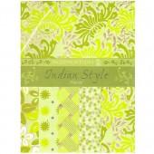 Assortiment Indian Style - Harita, 5 feuilles