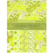 Indian Style Harita Assortiment, 5 sheets