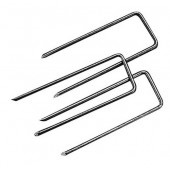 Fixations en U 10x30mm, 50pcs