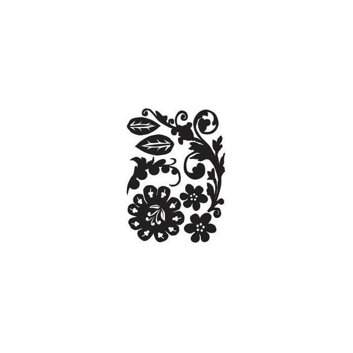 Tim Holtz - Mini mask Florets