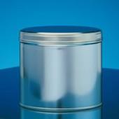 Boîte ronde en métal, Ø73x75mm