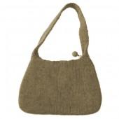 Felt Handbag, natural