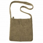 Felt shoulderbag, natural