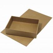 Boîte avec abattant, 13x19x4.5cm