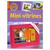 Book Mini-vitrines