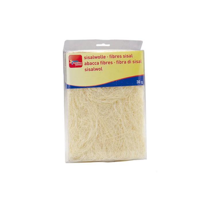 Abaca fibres, natural