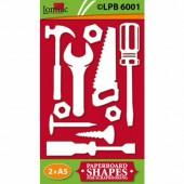 Lomiac - Pre-Cut Paper Tools