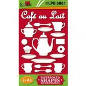 Lomiac - Pre-Cut Paper Coffee