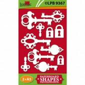 Lomiac - Pre-Cut Paper Keys