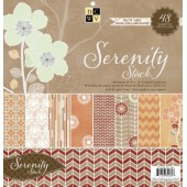 DCWV - Serenity paper stack