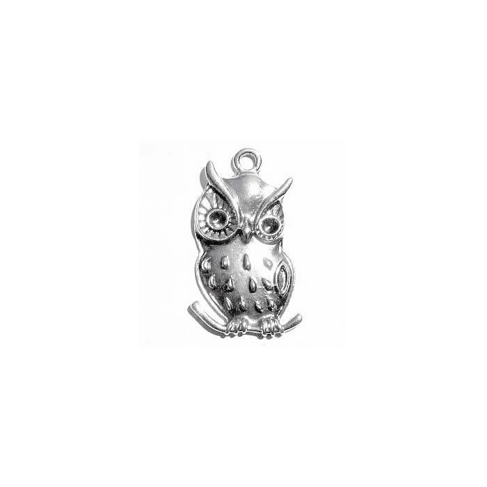Hanging Big Owl, 38x20mm, 1 pce