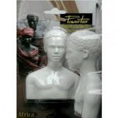Plaster model African Man 10cm
