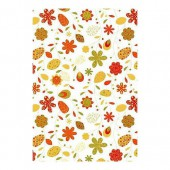 """Papier transparent """"Landhausblumen"""""""