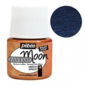 Pébéo Fantasy Moon 45ml, bleu métal