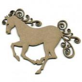 Horse 11.5x.10cm