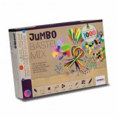 Jumbo-Bastel-Mix, 1000 pcs