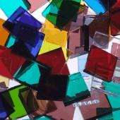 Starter kit Crystal Mosaïque 15x15mm - 200g mix