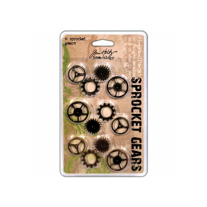 Tim Holtz - Sprocket gears