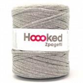 Hoooked Zpagetti, 120m, gris moyen