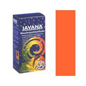 Javana teinture orange