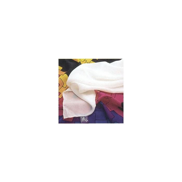 Silk scarf Habotai 8, 90x90cm