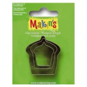 Makin's - Cutter set cupcake, 3 pcs