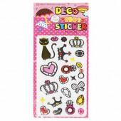Stickers mini motifs couronnes