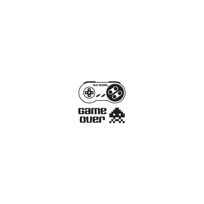 Clear stamps - Game Over