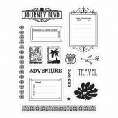 Clear stamps, Panorama