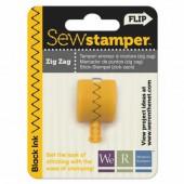 Sew Stamper - Motif zig zag