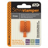Sew Stamper - Motif croix