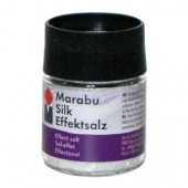 Marabu Effect salt for silk, 50g