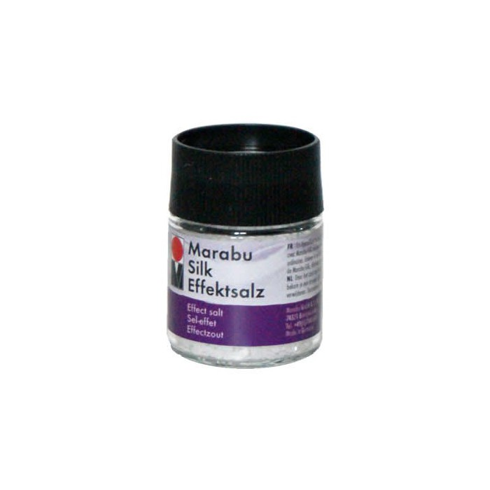 Marabu Effect salt for silk, 50g
