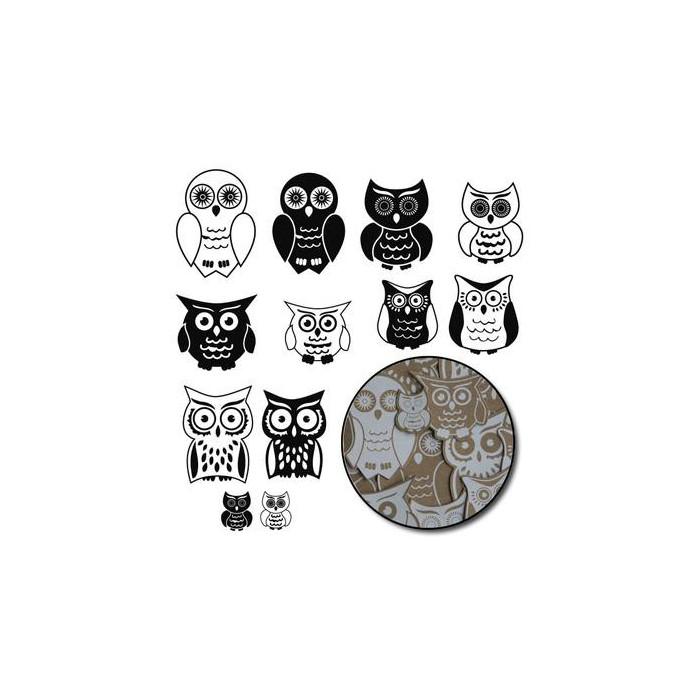 Maya Road - Krafty Owls