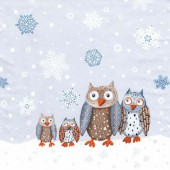 Napkin Owl, 1 piece