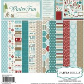 Carta Bella - Winter Fun Collection Kit