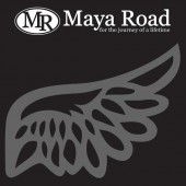 Maya Road - Mask stencil Wing