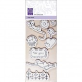 Cart-Us - Cling Stamps Sweet