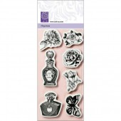 Cart-Us - Cling Stamps Romantic
