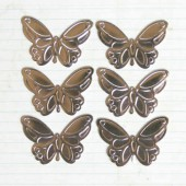 Maya Road - Vintage Antique Butterflies