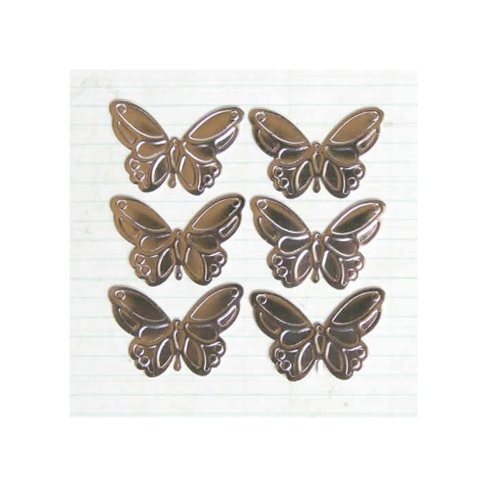 Maya Road - Vintage Antique Butterflies