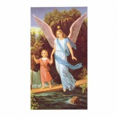 Wax picture, Angel