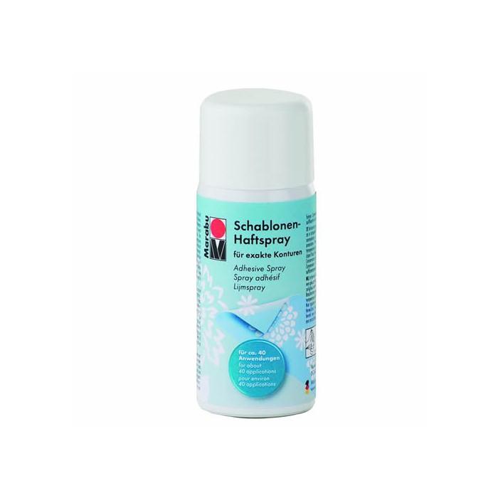 Repositionable spray glue for stencils, 36ml