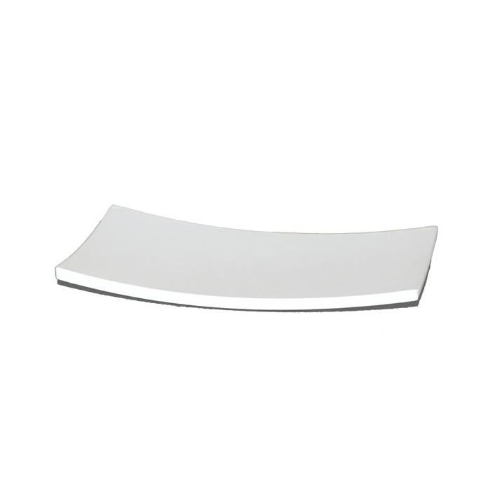 MDF dish long, 20x13x2.5cm
