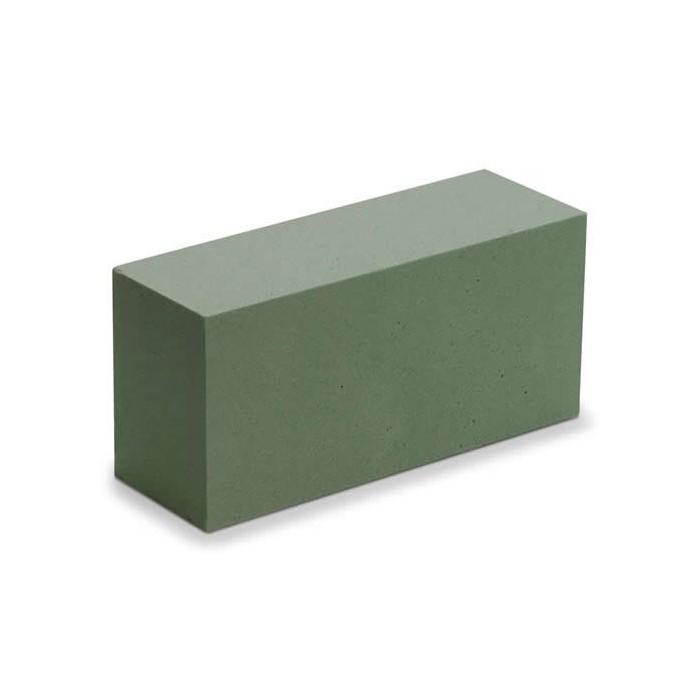 brique de mousse florale 230x110x75mm. Black Bedroom Furniture Sets. Home Design Ideas