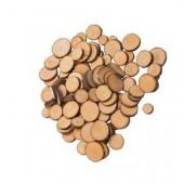 Arandelas de madera 180g/3cm