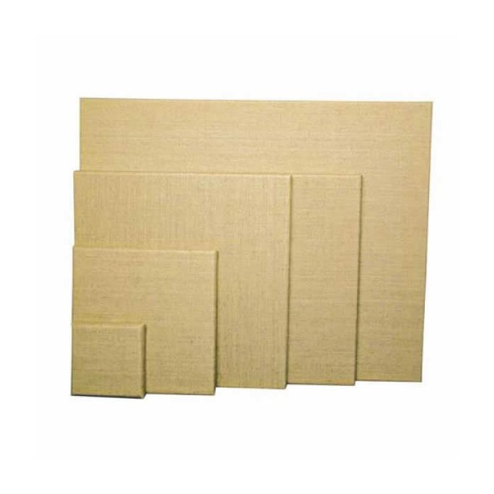 Canvas linen 20x20cm