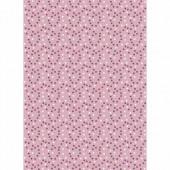 Tissu Lucy, 45x55cm, Dots pink