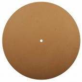 Pendule ronde MDF, 4mm/30cm